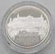 Austria 10 Euro silver coin Great Abbeys of Austria - Göttweig Abbey 2006 - Proof - © Kultgoalie