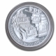 Austria 20 Euro silver coin Austria through the Ages - The Post-War Period - Reconstruction in Austria 2003 - Proof - © bund-spezial