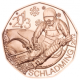 Austria 5 Euro Coin Alpine World Ski Championships in Schladming 2013 - 2012 - © nobody1953