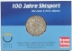 Austria 5 Euro silver coin 100 Years of Skiing 2005 - © 19stefan74