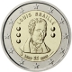 Belgium 2 Euro Coin - 200th Anniversary of the Birth of Louis Braille 2009 - © European Central Bank