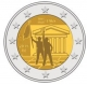 Belgium 2 Euro Coin - 50th Anniversary of May 1968 Events in Belgium - Student Revolt 2018 - © European Union 1998–2019