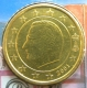 Belgium 50 Cent Coin 2001 - © eurocollection.co.uk