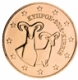 Cyprus 1 Cent Coin 2015 - © Michail
