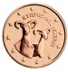 Cyprus 5 Cent Coin 2011 - © Michail