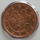 Deutschland 1 Cent Münze 2002 D - © eurocollection.co.uk
