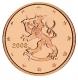 Finland 2 Cent Coin 2003 - © Michail