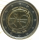 Finland 2 Euro Coin - 10 Years Euro 2009 - © eurocollection.co.uk