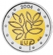 Finland 2 Euro Coin - Enlargement of the European Union 2004 - © Michail