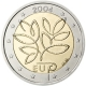 Finland 2 Euro Coin - Enlargement of the European Union 2004 - © European Central Bank
