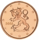 Finland 5 Cent Coin 2003 - © Michail