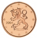 Finland 5 Cent Coin 2004 - © Michail
