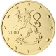 Finland 50 Cent Coin 2000 - © European Central Bank