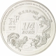 France 1/4 (0,25) Euro silver coin Historical Buildings France - China 2004 - © NumisCorner.com