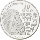 France 10 Euro Silver Coin - Fables de La Fontaine - Year of the Goat 2015 - © NumisCorner.com
