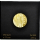 France 250 Euro Gold Coin - Values ​​of the Republic - Peace 2013 - © NumisCorner.com