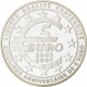 France 5 Euro silver coin 5. Anniversary of the Euro / Sower 2007 - © NumisCorner.com
