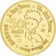 France 50 Euro Gold Coin - Comic Strip Heroes - The Little Prince - Draw Me a Sheep 2015 - © NumisCorner.com