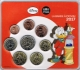 France Euro Coinset - Special Coinset - Ducktales - Scrooge McDuck 2017 - © Zafira