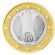 Germany 1 Euro Coin 2002 F - © Michail