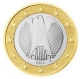 Germany 1 Euro Coin 2002 G - © Michail