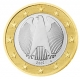 Germany 1 Euro Coin 2002 J - © Michail