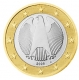 Germany 1 Euro Coin 2005 J - © Michail