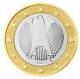 Germany 1 Euro Coin 2007 D - © Michail