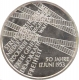 Germany 10 Euro silver coin 50. Anniversary National uprising of 17 June 1953 in the GDR 2003 - Brilliant Uncirculated - © Zafira