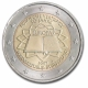 Germany 2 Euro Coin 2007 - 50 Years Treaty of Rome - J - Hamburg - © bund-spezial