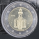 Germany 2 Euro Coin 2015 - Hesse - St. Pauls Church Frankfurt - A - Berlin Mint - © eurocollection.co.uk