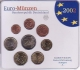 Germany Official Euro Coin Sets 2002 A-D-F-G-J complete Brilliant Uncirculated - © Jorge57