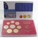 Germany Official Euro Coin Sets 2003 A-D-F-G-J complete Proof - © Jorge57