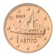 Greece 1 Cent Coin 2002 F - © Michail