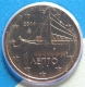 Greece 1 Cent Coin 2011 - © eurocollection.co.uk