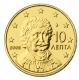 Greece 10 Cent Coin 2008 - © Michail