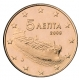 Greece 5 Cent Coin 2009 - © Michail