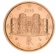 Italy 1 Cent Coin 2015 - © Michail
