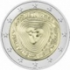 Lithuania 2 Euro Coin - Sutartines - Lithuanian Multipart Songs 2019 - Coincard - © European Union 1998–2021