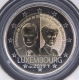 Luxembourg 2 Euro Coin - 100th Anniversary of Grand Duchess Charlotte's Accession to the Throne 2019 - Mintmark Servaas Bridge - © eurocollection.co.uk