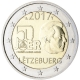 Luxembourg 2 Euro Coin - 50th Anniversary of the Voluntariness of the Luxembourg Army 2017 - © European Central Bank