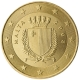 Malta 10 Cent Coin 2008 - © European Central Bank
