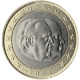 Monaco 1 Euro Coin 2001 - © European Central Bank