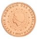 Netherlands 2 Cent Coin 2012 - © Michail