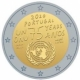 Portugal 2 Euro Coin - 75 Years United Nations 2020 - © European Union 1998–2020