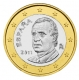 Spain 1 euro coin 2011 - © Michail