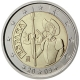 Spanien 2 Euro Münze - Don Quijote 2005 - © European Central Bank