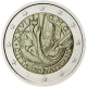 Vatican 2 Euro Coin - 26. World Youth Day in Madrid 2011 - © European-Central-Bank