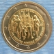 Vatican 2 Euro Coin - 7th World Meeting of Families in Milan 2012 - © eurocollection.co.uk