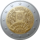 Andorra 2 Euro Coin - 600 Years of the Consell de La Terra 2019 - © Michail